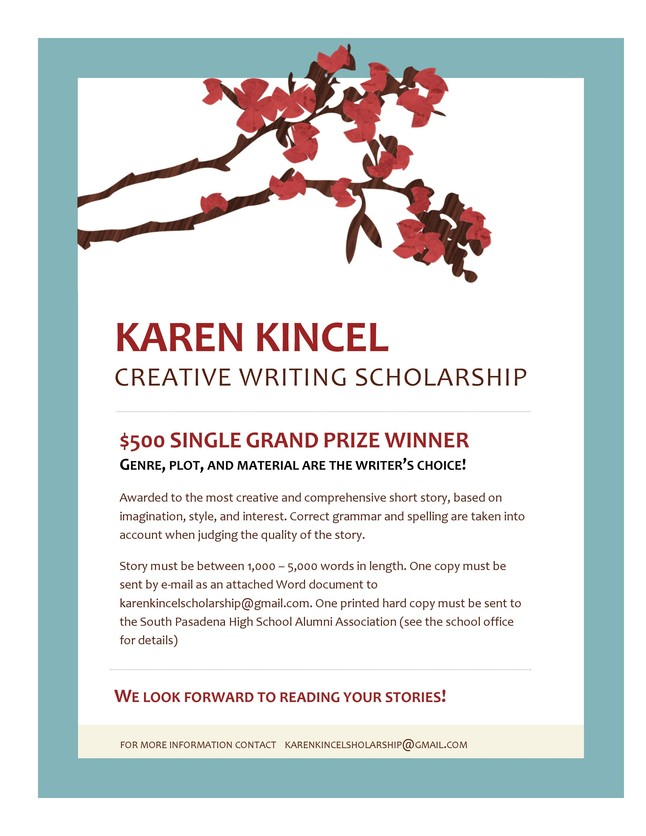 Karen Kincel Scholarship